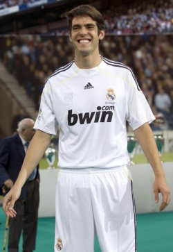 kaka 2010 Top 10 Highest Paid Footballers In The World 