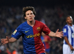 messi 2010 Top 10 Highest Paid Footballers In The World 