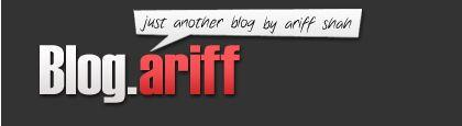 ariffshahcom Selongkar Google Webmaster Tools blog.ariff