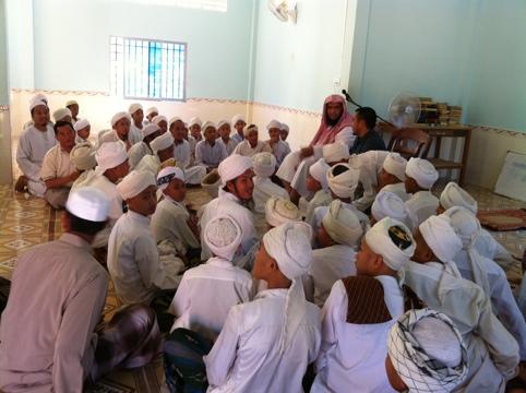 Madrasah tahfiz Al Nur @ Kemboja