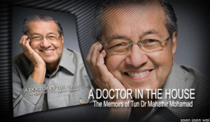 chedet 300x175 Memoir Dr Mahathir