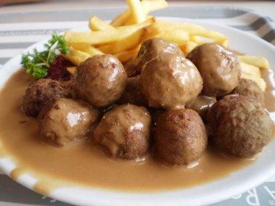 meatball IKEA IKEA Meatball HALAL ke