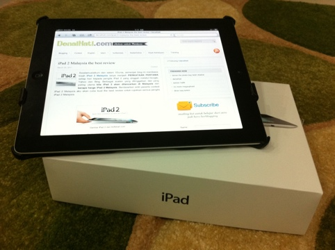 20110615 071640 Dan pemenang iPad 2 adalah