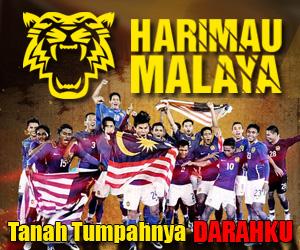 harimau malaya 300x250 Banner