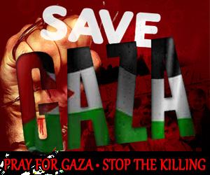 save gaza 2 Banner