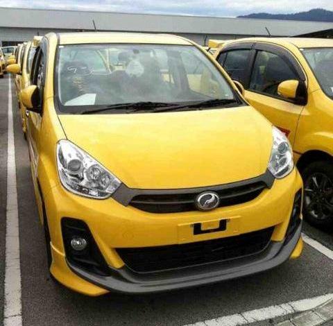 myvi extreme 1.5 Perodua Myvi baru 1.5 Extreme Majestic Yellow