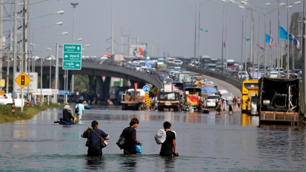 Flood Bangkok Terkini Gempa Bumi Turki satu lagi bencana akhir zaman