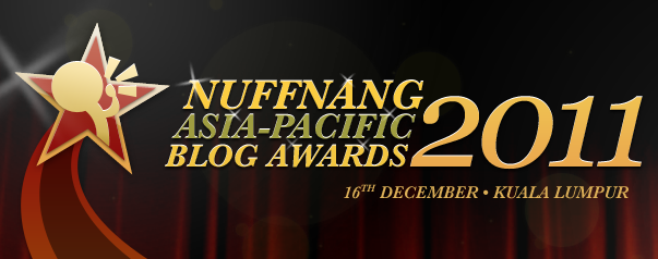 Nuffnang blog awards 2011 Nuffnang Blog Awards 2011, Here I Come