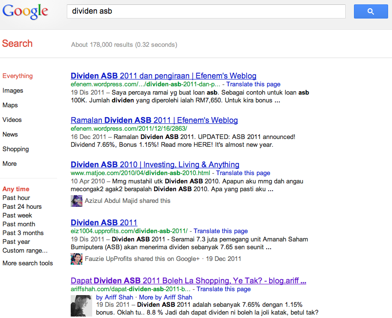 Screen Shot 2012 03 09 at 20.04.48 PM1 Front Page Google Search Engine Result Page