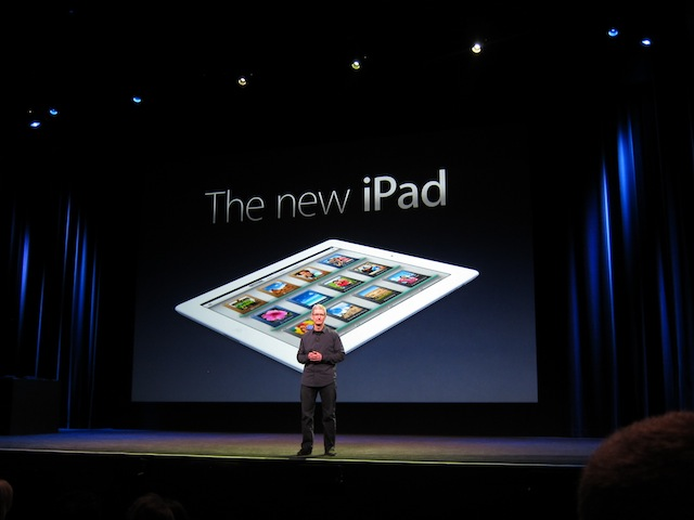ipad baru iPad baru