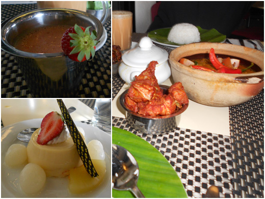 indian food strawberry park Makanan Enak di Strawberry Park Resort, Cameron Highlands