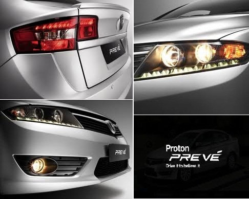 proton preve Proton Preve kereta Nasional terkini