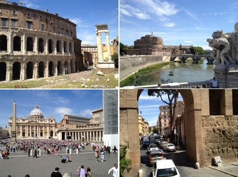 Rome City Tour 2 Kembara Musafir Rome, Italy