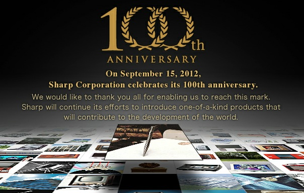 Sharp 100 Years Sharp 100 Years Anniversary ada hadiah hebat #Sharp100