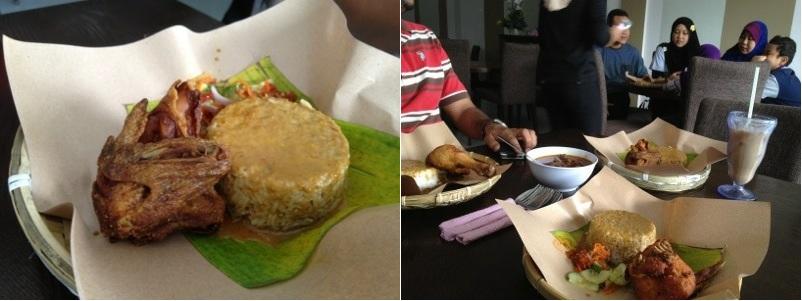 nasi kukus power Restoran Nasi Kukus baru di Shah Alam