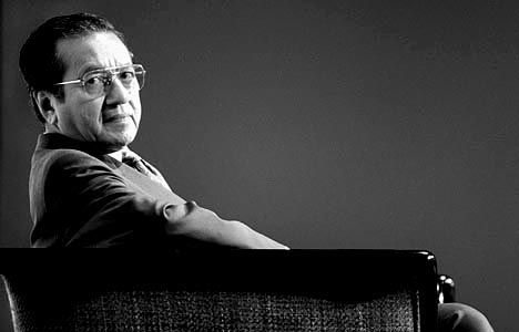 Tun Dr. Mahathir Dr. Mahathir Mohamad selamat ulang tahun ke 87