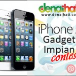 Contest iPhone 5 Gadget Impian