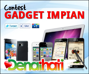 contest gadget impian