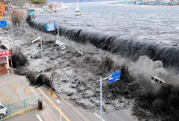 Tsunami Jepun 2011