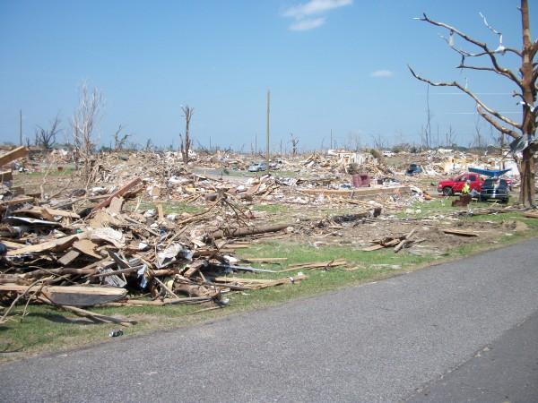 Tornado di Amerika Tengah