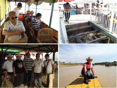Menyelusuri Tasik Tonle Sap, Siem Reap