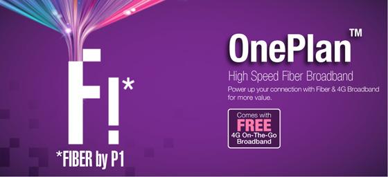 P1 Fiber OnePlan