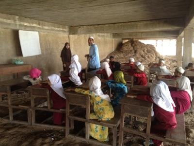 Sekolah di Kemboja