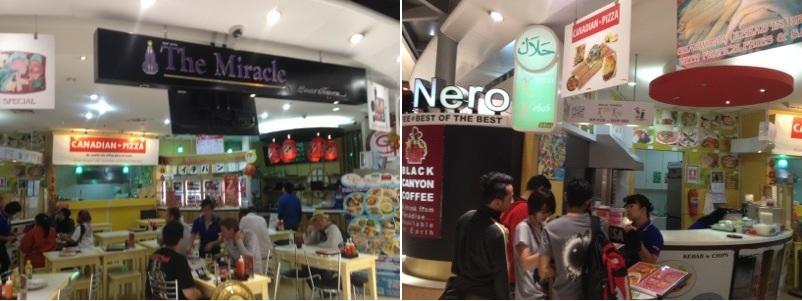 Restoran Halal di airport Bangkok