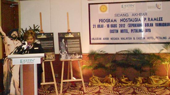 Program Nostalgia P. Ramlee