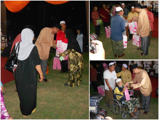 Infaq Iftar Warisan Kaseh