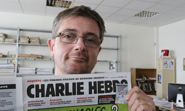 Ketua Editor Charlie Hebdo