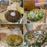 Hidangan Makanan di Majlis Riang Ria Aidilfitri anjuran Kumpulan Al Ansar