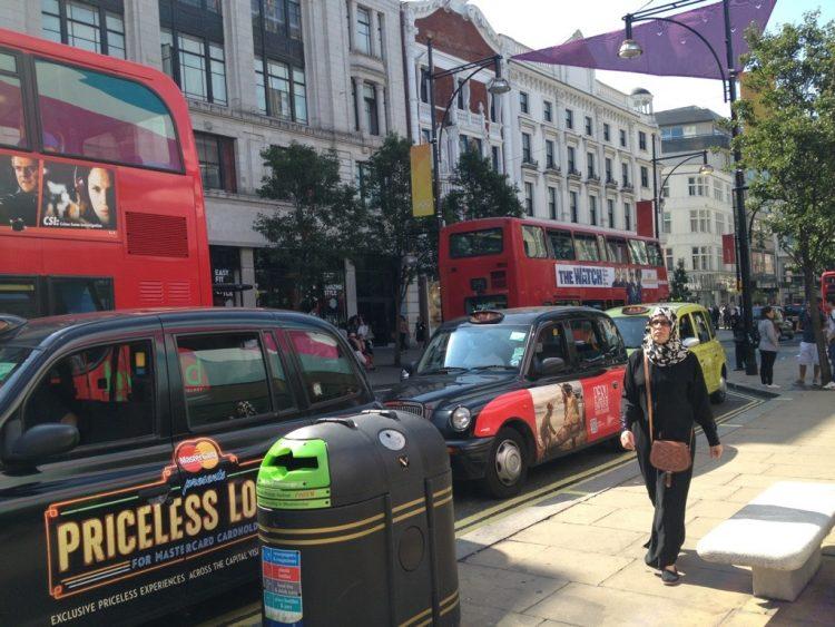 Teksi London