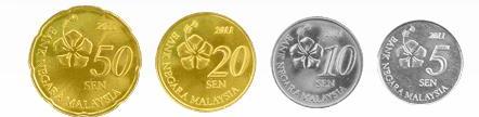 Duit Syilling Baru Malaysia
