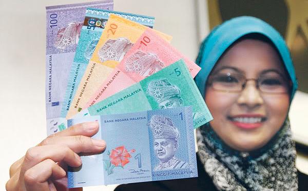 Duit Ringgit Baru Malaysia