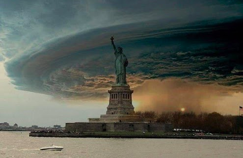 Sandy Storm New York