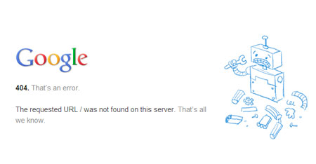 Pentingnya pengurusan domain agar tiada ralat 404
