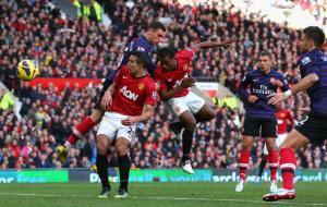 Arsenal vs Mancehster United
