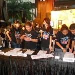 Kaunter Pendaftaran MSMW 2013
