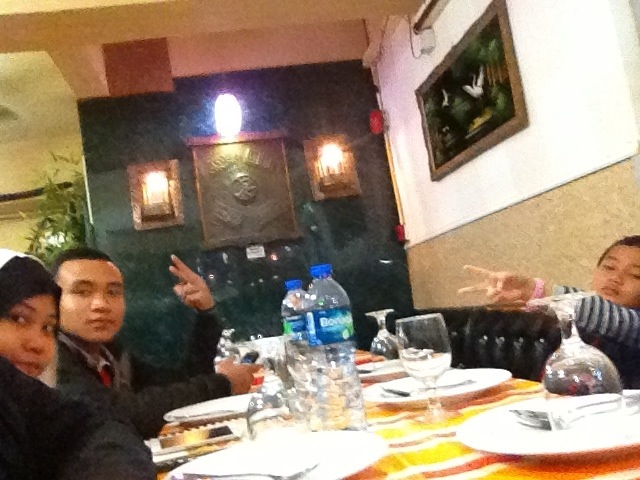 Restoran Halal Hong Kong Mughal Club