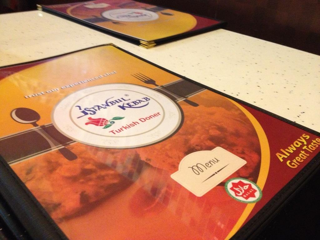 Restoran Istanbul Kebab Hong Kong