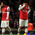Olympiakos vs Arsenal - Sumber Google