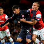 Arsenal vs West Brown - Sumber Google