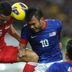 Malaysia vs Thailand - Sumber Google