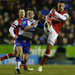 Wigan vs Arsenal - Sumber Google