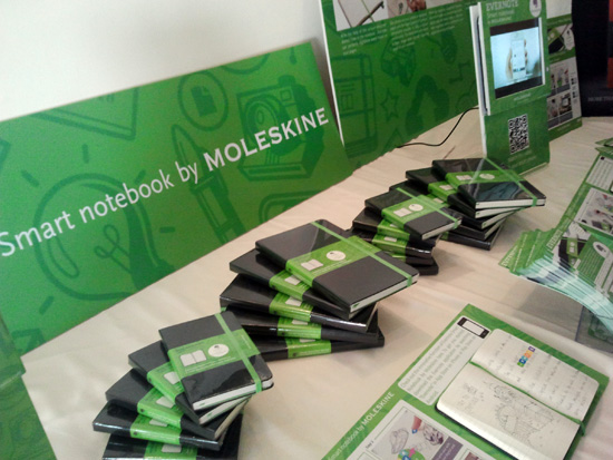 Evernote Smart  Notebook oleh MOLESKINE
