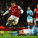 Arsenal vs Manchester City - Sumber Google