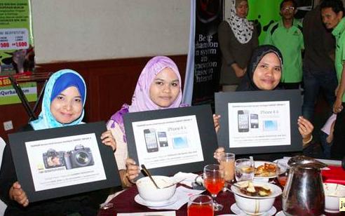 Sepetang Bersama Blogger 2013