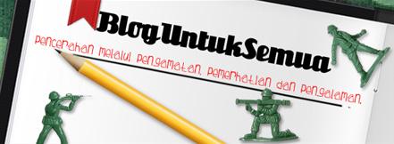 blog untuk semua