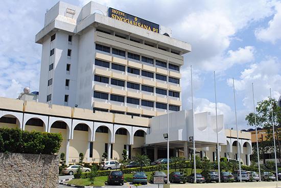 hotel singgahsana pj